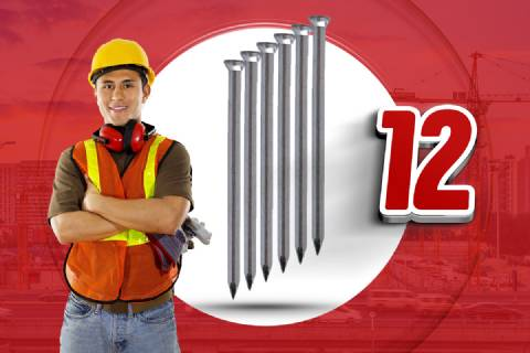12 lik Çivi