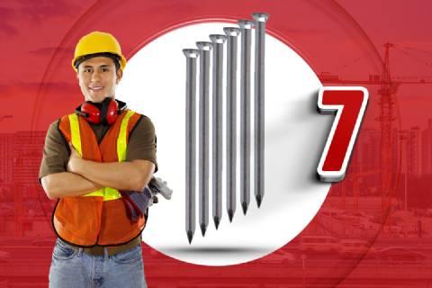 7 lik Çivi